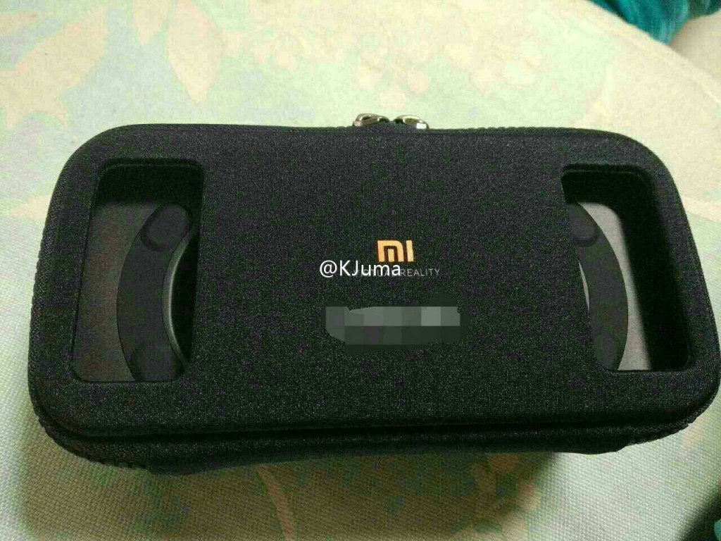 Xiaomi Mi VR foto leak