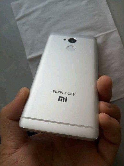 Xiaomi Redmi 4 foto leaked