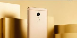 Xiaomi Nota 4 Redmire