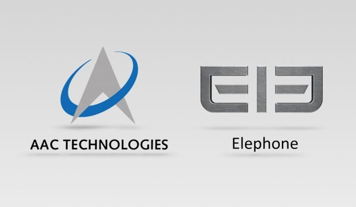 Elephone AAC Technologies