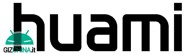 Logotipo de Huami
