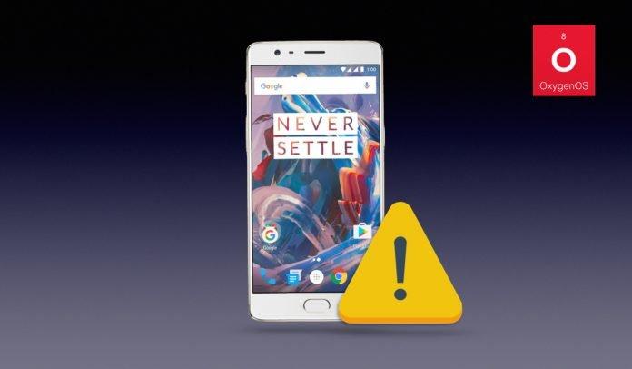 OnePlus 3 OxygenOS IMEI