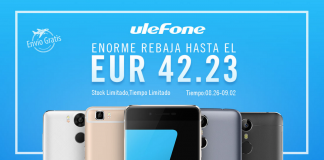 Ulefone oferece Igogo EUR42