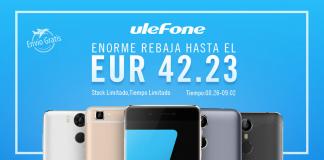Ulefone offerta Igogo EUR42