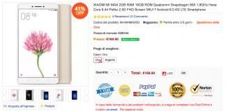 Xiaomi Mi Max 2 / 16 GB Myefox