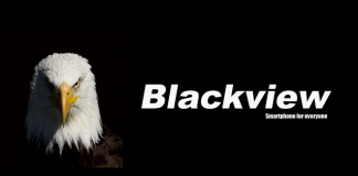 logotipo do blackview