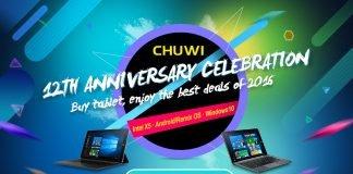 Chuwi-Werbung