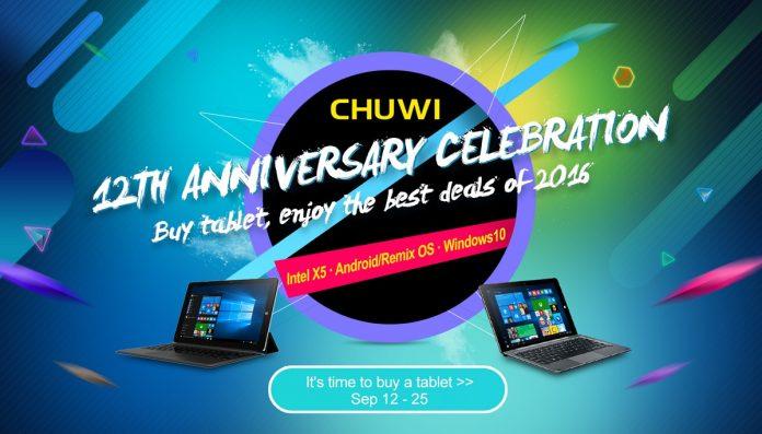 chuwi promozione