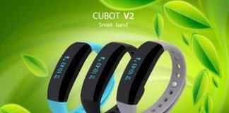 Cubot v2 smartband
