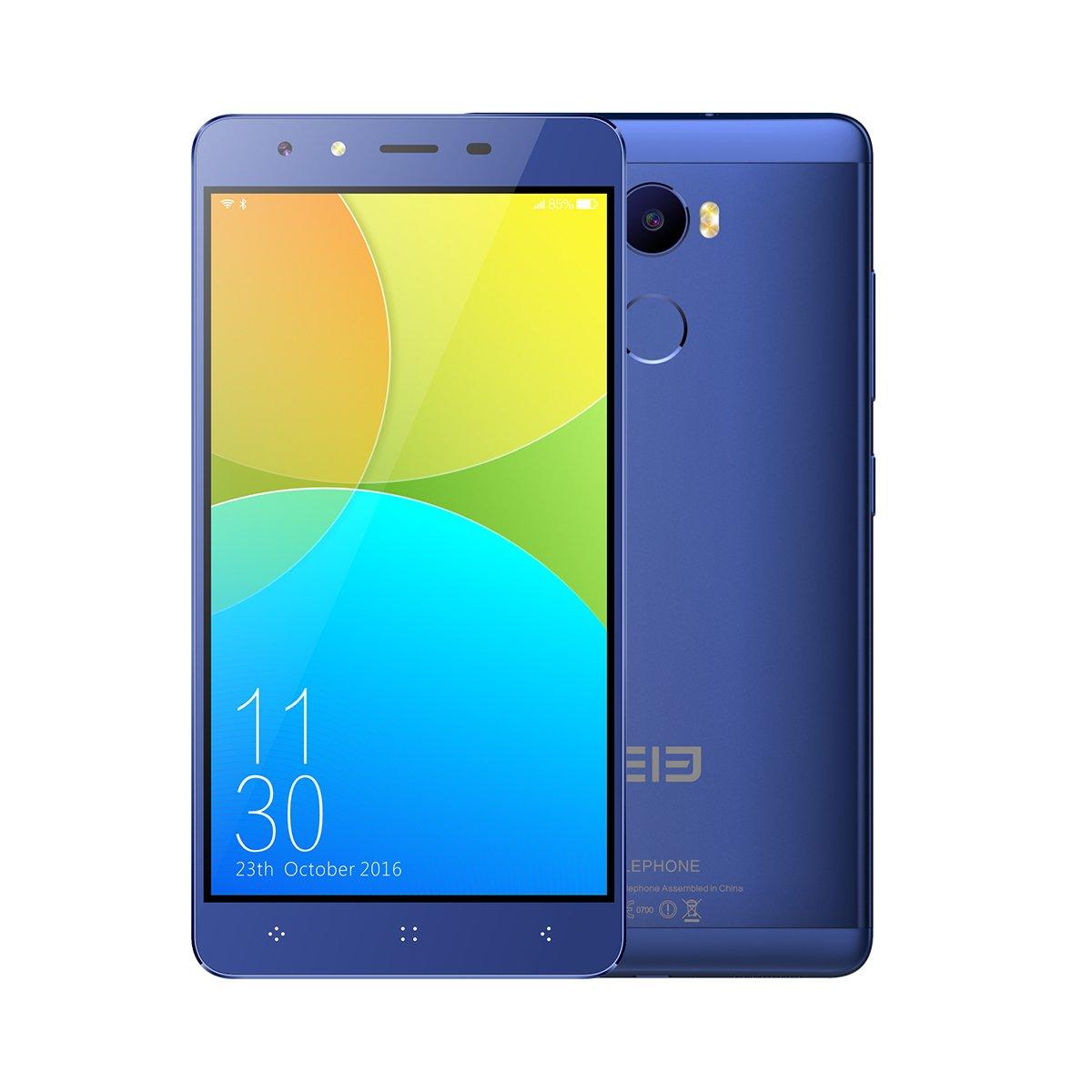 Elephone C1 blu scuro 1