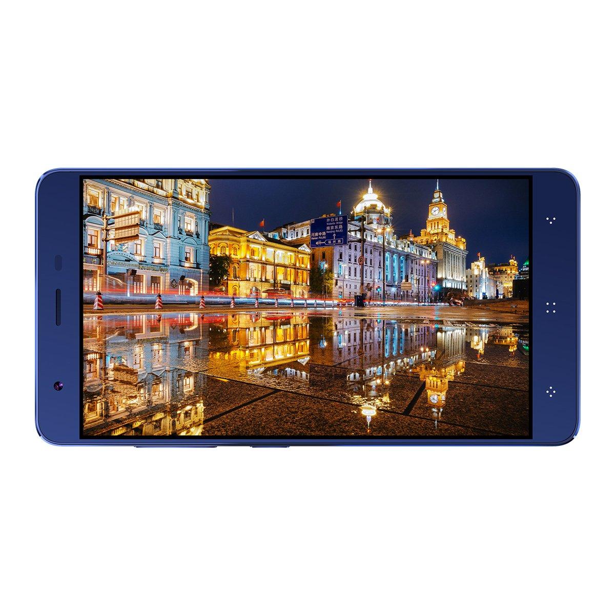 Elephone C1 blu scuro 2