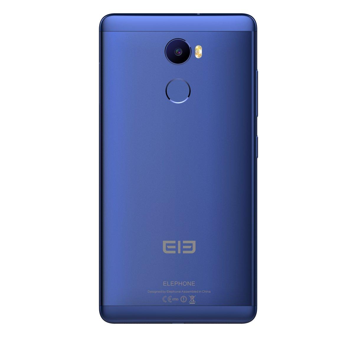 Elephone C1 blu scuro 3