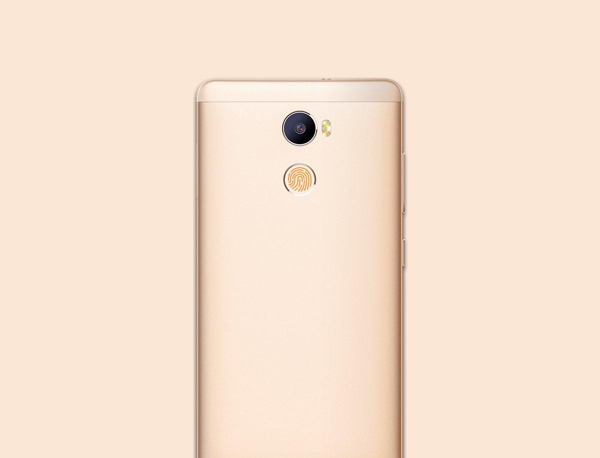 elephone c1 lettore biometrico