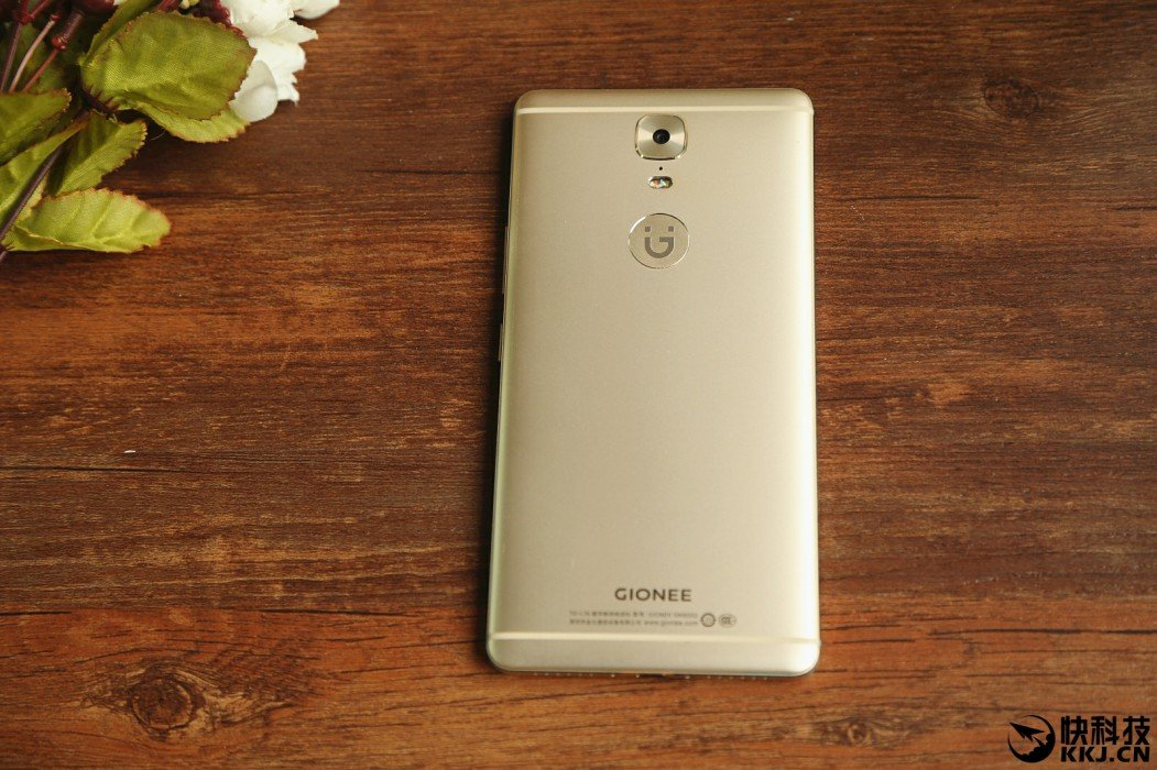 gionee m6 mais hands-on