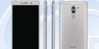 honor 6x tenaa