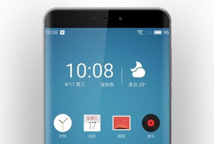 Meizu PRO 7 renders