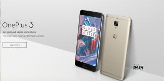 "OnePlus 3, riaperte le vendite del ""flasghip killer"" di OnePlus"