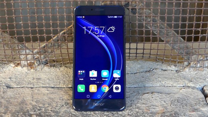 It seems that Honor 8 will have the update to Android 8 0 Oreo