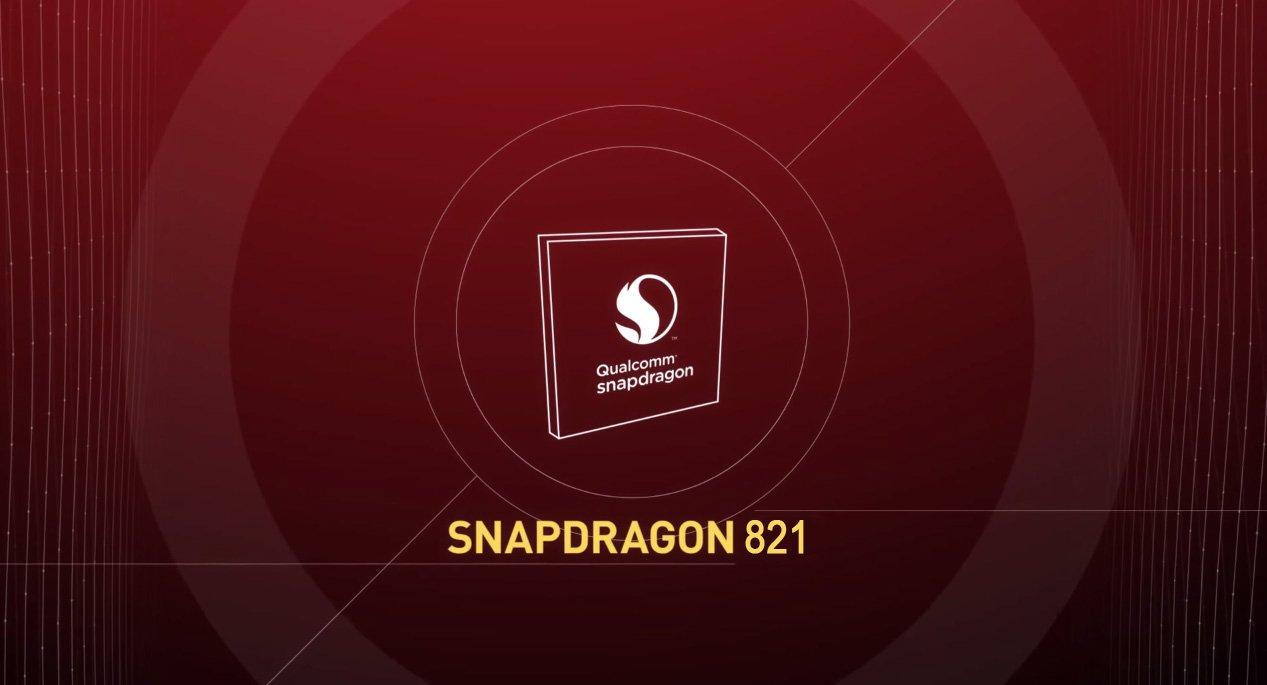Snapdragon da Qualcomm 821