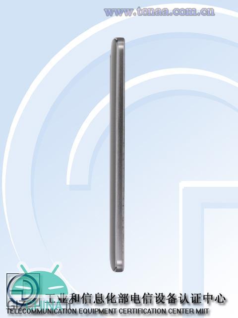 TCL 598 TENAA