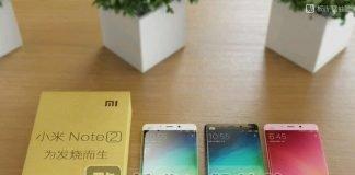 Xiaomi ich Notizen 2 Bilder