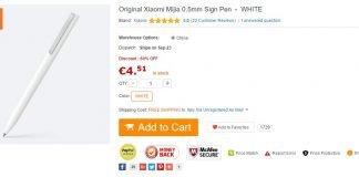 Xiaomi Mi Pen GearBest