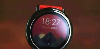 Xiaomi Mi Watch con manos a la obra