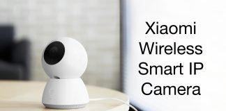 Xiaomi Wireless Smart Camera código desconto gearbest 2
