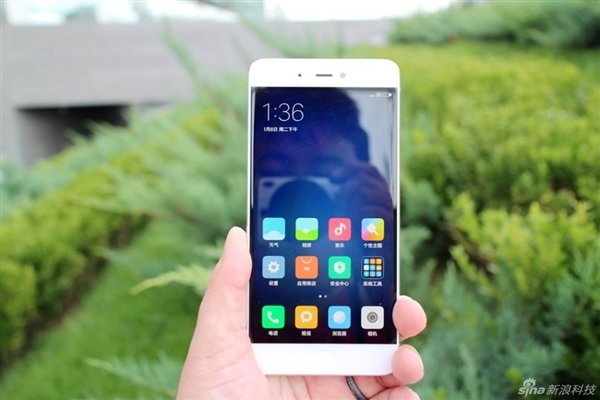 Xiaomi mi 5s plus hands-on