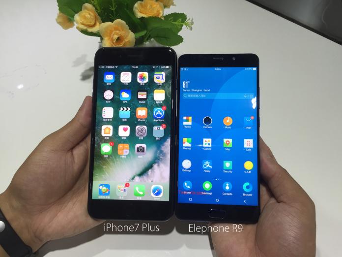 iPhone 7 Plus Elephone R9
