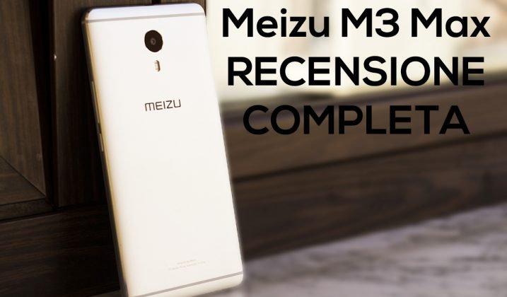Meizu M3 Max