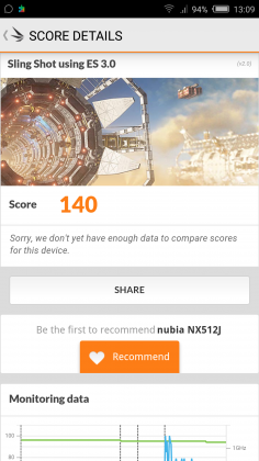 Nubia Z9 Max Internazionale