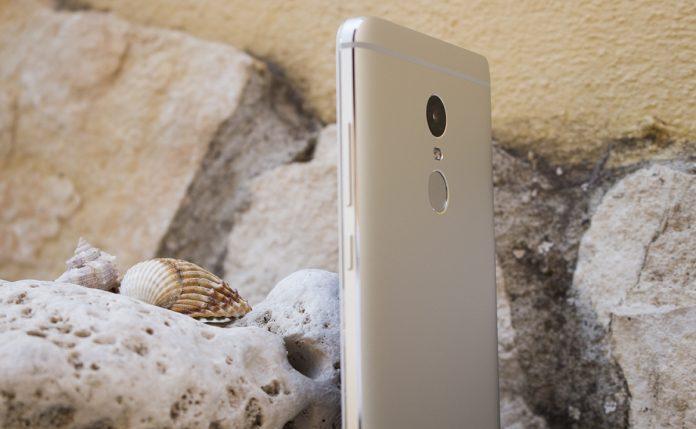 Xiaomi Redmi bemerkt 4