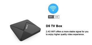 dolamee d5 android tv box 20 euro gearbest