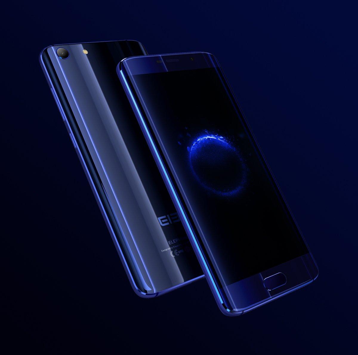 elephone s7 batteria