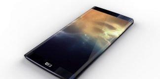 elephone smartphone exibir borda dupla