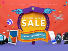 gearbest super Oktober Verkauf
