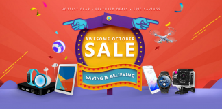 gearbest awesome october sale