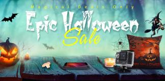 gearbest epic halloween sale