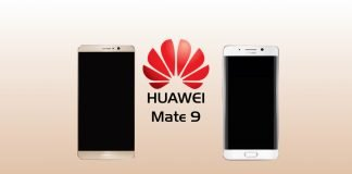 Huawei Mate 9 duas versões capa