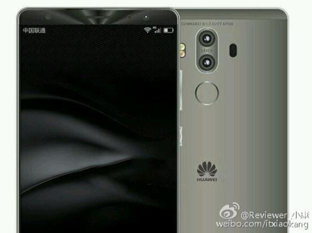 huawei mate 9 weibo especificaciones