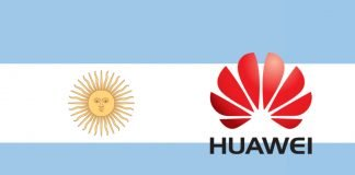 Huawei in Argentina