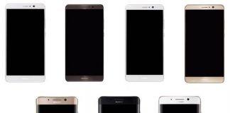Huawei Mate 9 immagini due versioni