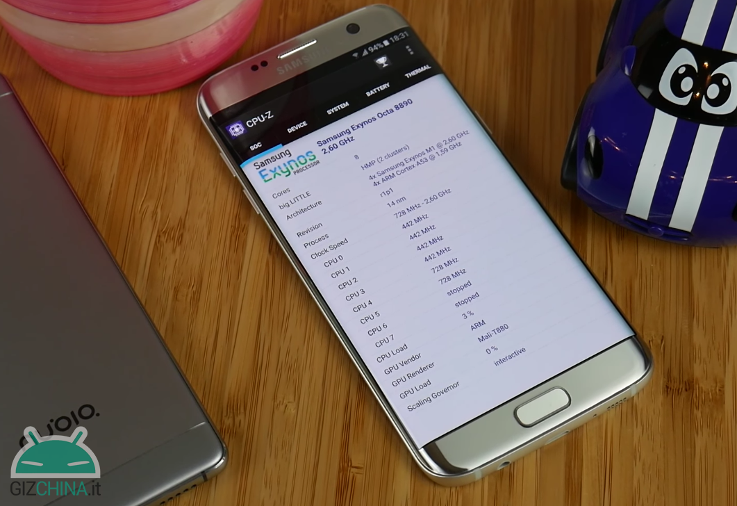 Samsung Galaxy Rand S7