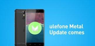 Ulefone Metal update