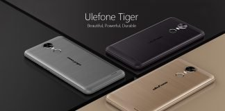 Ulefone Tiger Cover