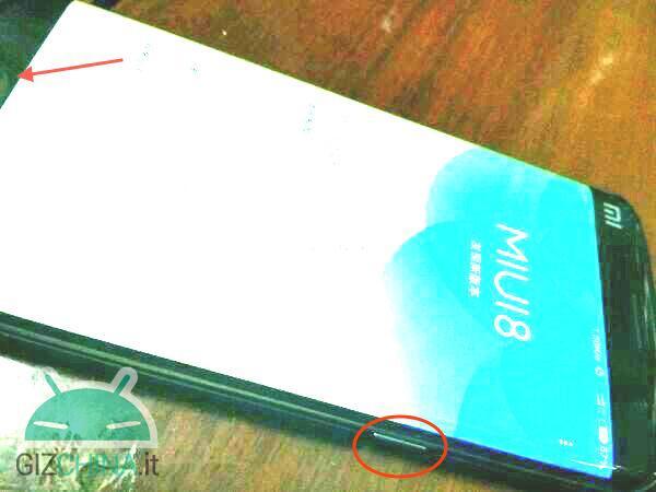 Xiaomi Mi Note 2 immagini 4