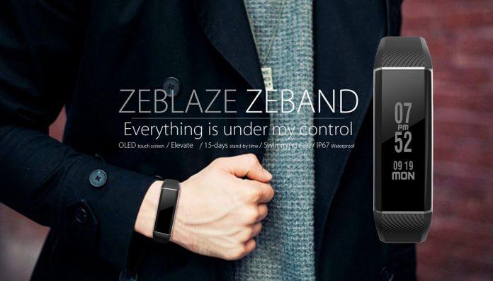 Zeblaze ZeBand GearBest