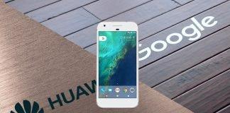 Huawei gab Google Pixel auf