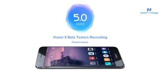 honor 8 android 7 nougat emui 5 beta test